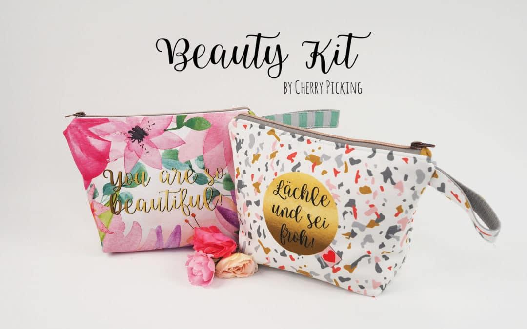 Wir nähen gemeinsam ein Beauty-Kit!